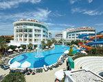 Alba Queen Hotel, Turčija