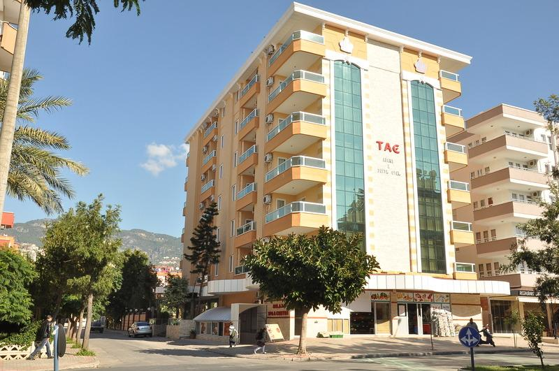 Ta%C3%A7 Cleopatra Hotel and Spa, slika 1