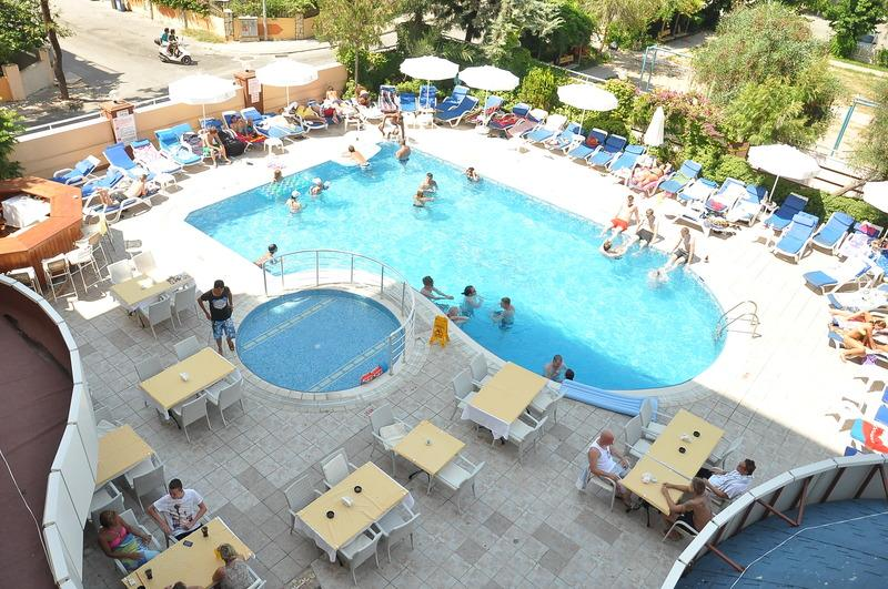 Ta%C3%A7 Cleopatra Hotel and Spa, slika 3