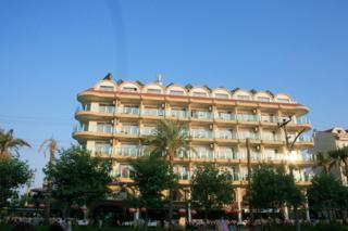 Cihant%C3%BCrk Hotel, slika 1