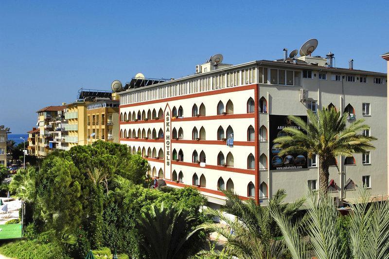 Aslan City Hotel, slika 1