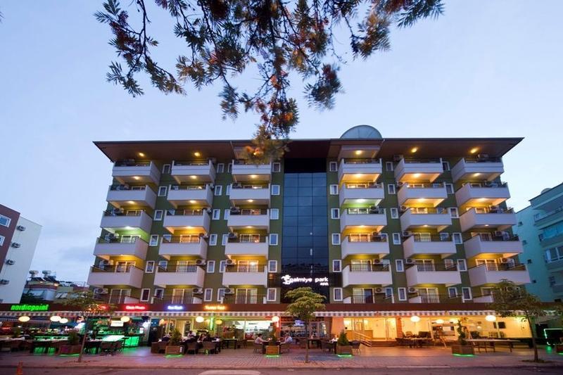 Palmiye Park Apart Hotel, slika 1