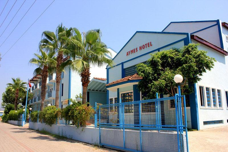 Aymes Hotel, slika 1