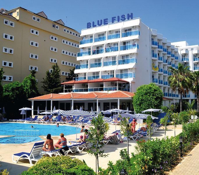 Blue Fish Hotel, slika 1