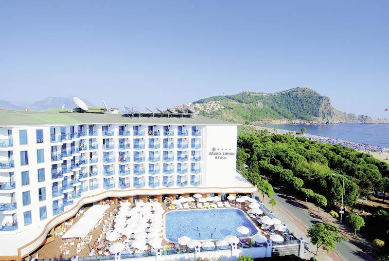 Grand Zaman Beach Hotel, slika 1