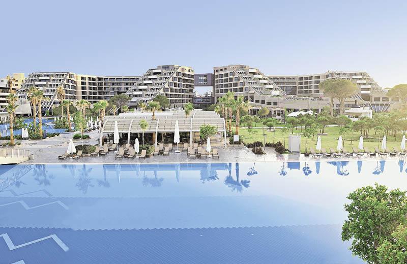 Susesi Luxury Resort, slika 1
